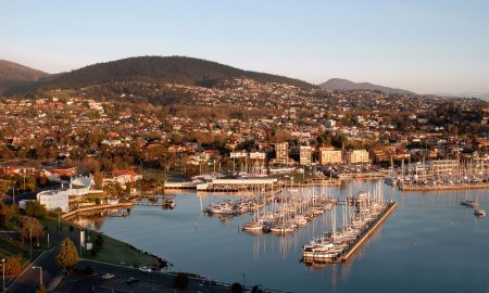 hobart-tasmania-waterfront