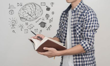 education learning stock image