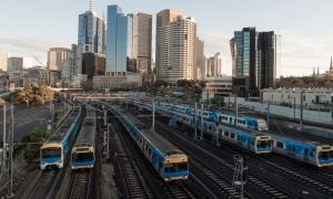 melbourne-trains
