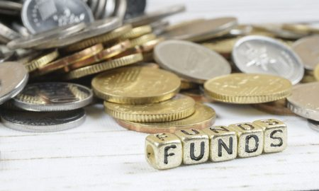 funding stock image