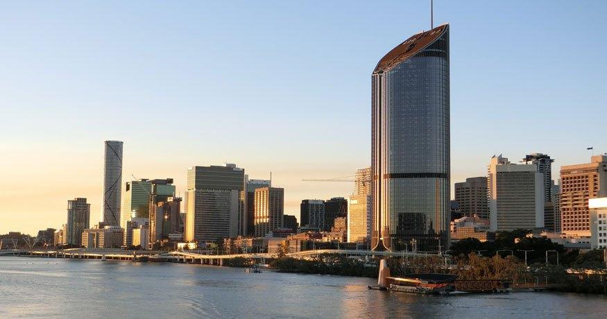 Brisbane, Australia. Image courtesy of iMOVE CRC