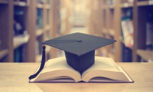 education degree stock image