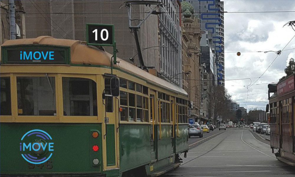 iMOVE 10 tram