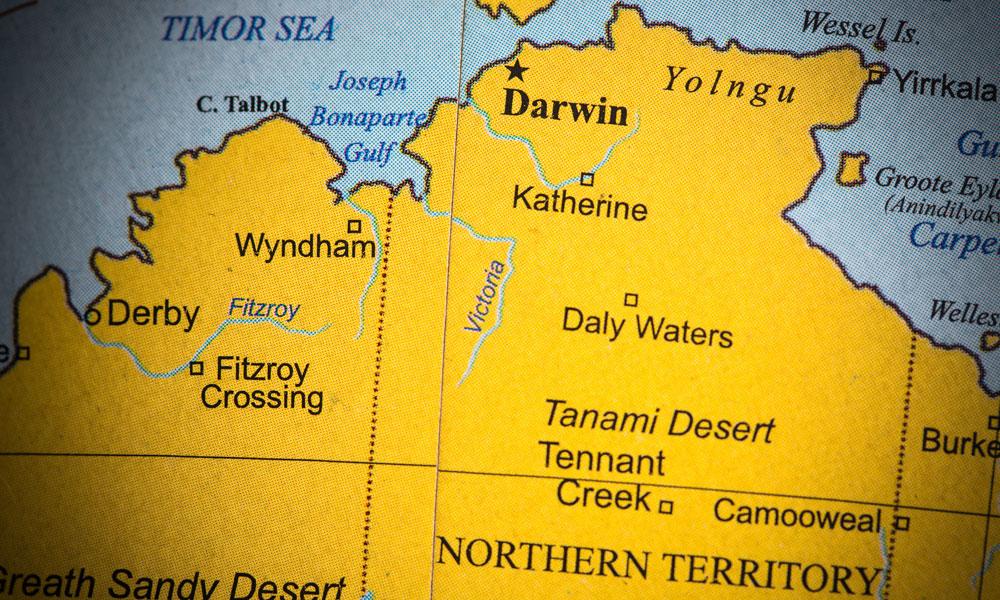 Northern Australia Map.Northern Australia Map Conc Get Education