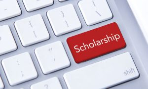 scholarship stock image