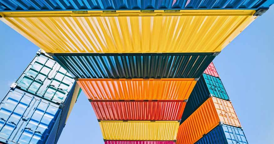 colourful-freight-container-perspective