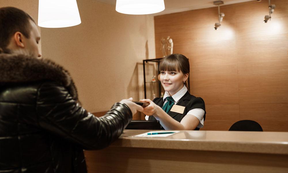 hotel-receptionist