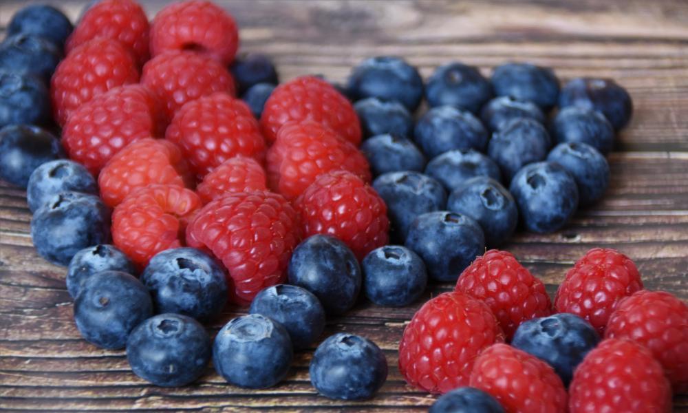 Aussie berries in transit