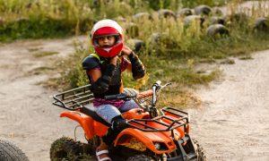 quad bike child safety