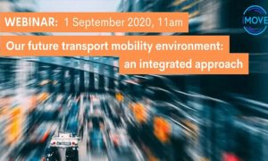 Our future transport mobility environment