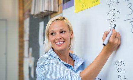 graduate teacher