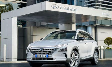 Hyundai Nexo SUVs
