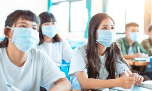 Poor air quality in classrooms