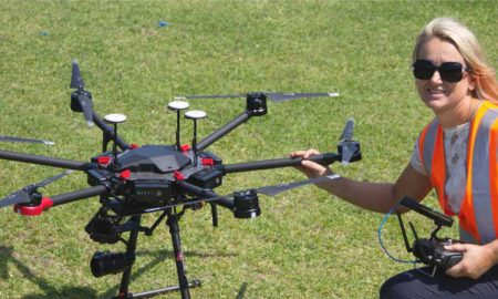 Hover UAV