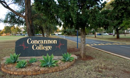 The University of Southern Queensland has acquired Concannon College. Image courtesy of USQ