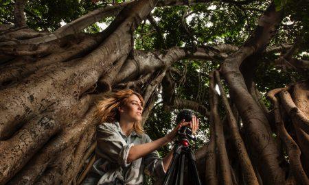 Jessie Hughes 360 camera
