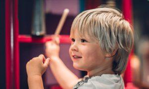 melbourne museum child