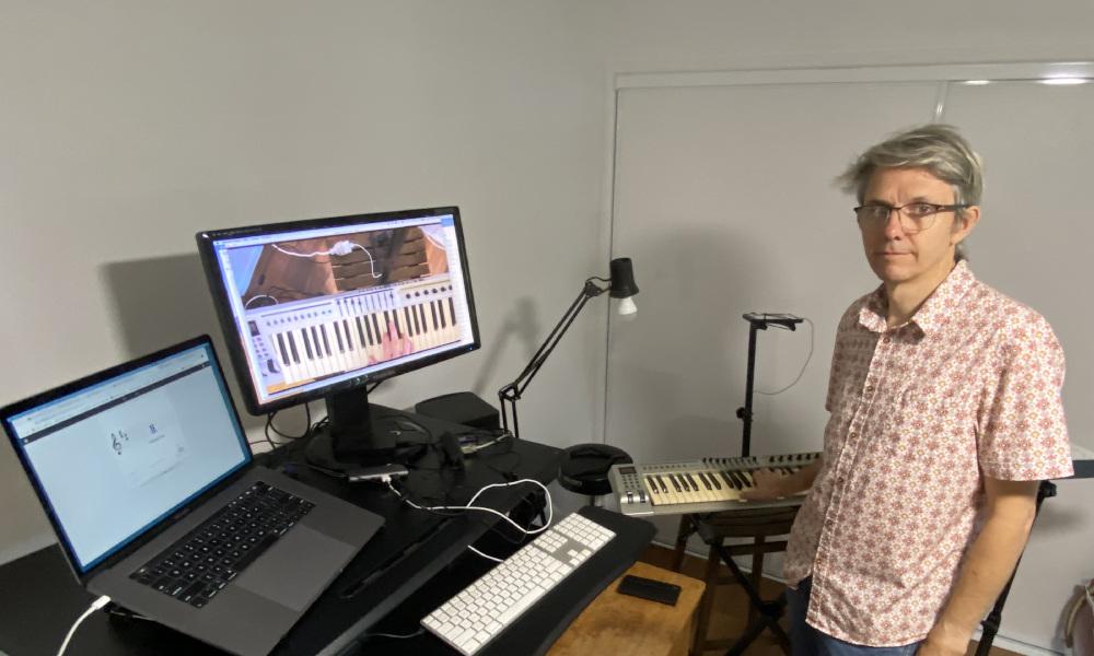 Dr Matt Hill Southern Cross University Teaching Online
