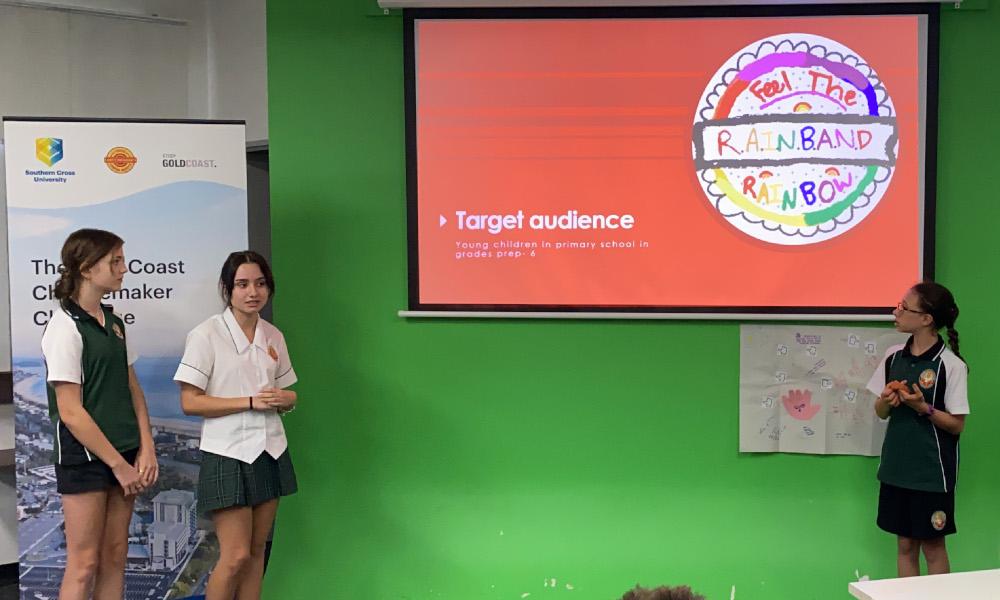 Gold Coast Changemaker Challenge