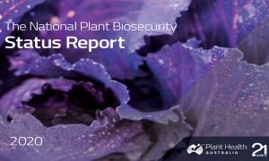plant biosecurity in Australia
